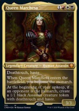 マルチェッサ女王(Queen Marchesa)統率者レジェンズ