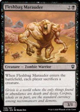 肉袋の匪賊(Fleshbag Marauder)統率者レジェンズ