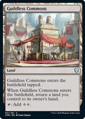 Guildless Commons(統率者レジェンズ)
