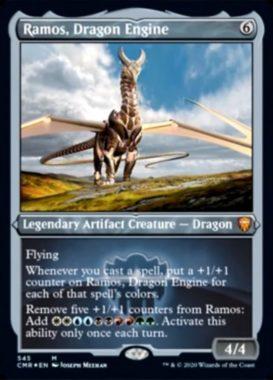 ドラゴン・エンジン、レイモス(Ramos, Dragon Engine)