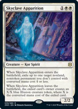 Skyclave Apparition(ゼンディカーの夜明け)