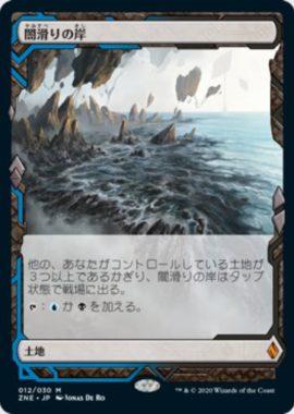 闇滑りの岸(Darkslick Shores):エクスペディション・ボックストッパー(ゼンディカーの夜明け)