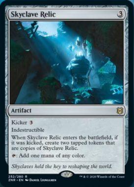 Skyclave Relic ゼンディカーの夜明け