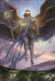 スマホ壁紙【アート】運命の天使(ゼンディカーの夜明け)