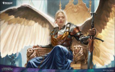 PC壁紙【アート】セラの大天使、レイディアント(統率者レジェンズ)