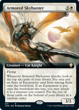 Armored Skyhunter(統率者レジェンズ)