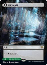 ボーダーレス版の闇孔の小道(Darkbore Pathway)