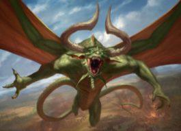 破滅の龍、ニコル・ボーラス(プロモ版/過去セット版)