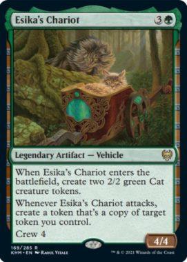 Esika's Chariot(カルドハイム)