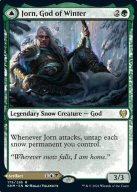 Jorn, God of Winter(カルドハイム)