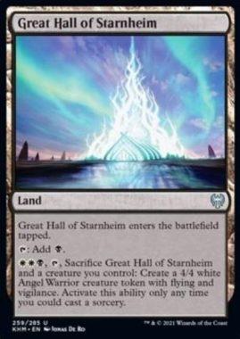 Great Hall of Starnheim(カルドハイム)