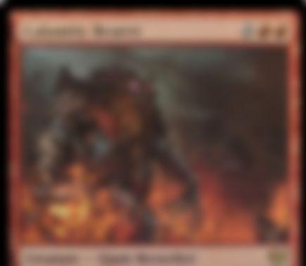 【リーク情報】カルドハイムに収録される赤レアの巨人・狂戦士が非公式スポイラーに掲載!巨人ソースのダメージを2倍に!