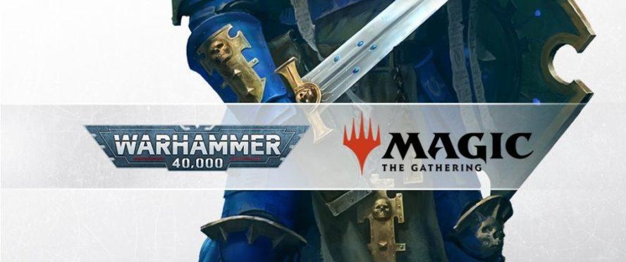 MTGと「ロード・オブ・ザ・リング」&「ウォーハンマー40000」とのコラボ情報が発表!
