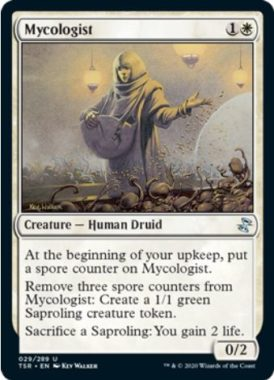 菌類学者(Mycologist)