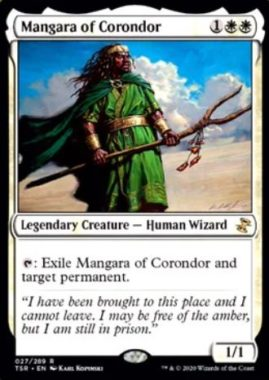 コロンドールのマンガラ(Mangara of Corondor)