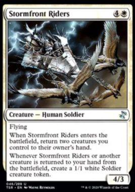 嵐前線の乗り手(Stormfront Riders)
