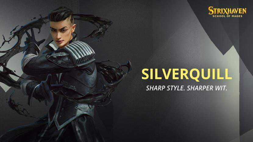 【シルバークイル/Silverquill】ストリクスヘイヴンの大学「シルバークイル」の情報が公開!白黒のカラーパイに対応!
