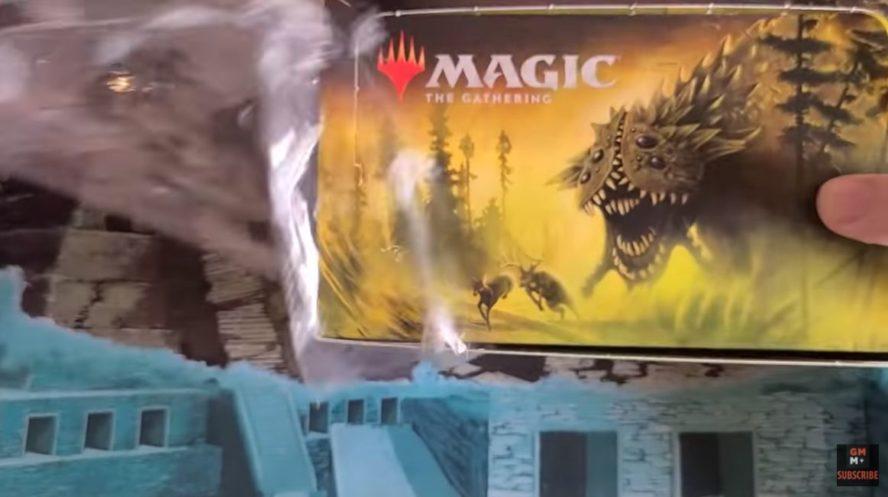 【開封動画】時のらせんリマスター「ドラフト・ブースター」のボックス開封動画がMTG公式より公開!
