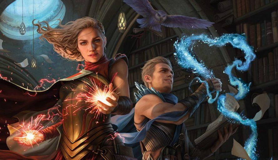 MTG公式より「ストリクスヘイヴン:魔法学院」のプレビュー開始日が予告!2021年3月25日より情報公開!