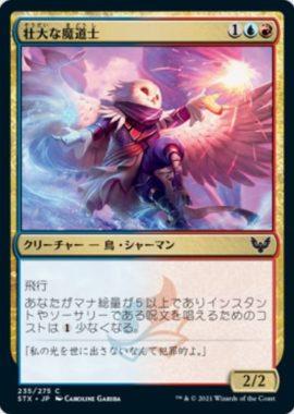 壮大な魔道士(Spectacle Mage)