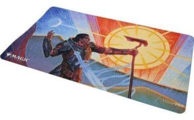 プレイマット「剣を鍬に」ストリクスヘイヴン・ミスティカルアーカイブ
