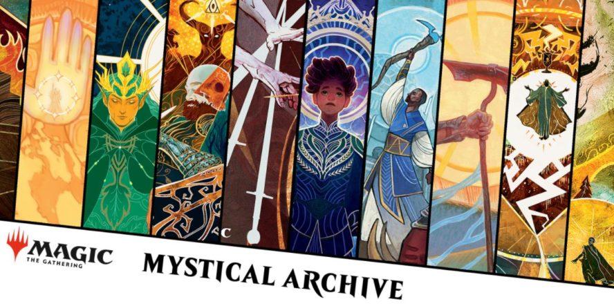 【プレイマット】ストリクスヘイヴン「ミスティカルアーカイブ」のプレイマットが発売決定!ウルトラプロより全60種のラインナップで発売!