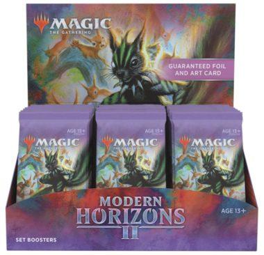 モダンホライゾン2「セット・ブースター」のボックス画像