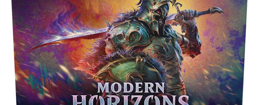 モダンホライゾン2「Bundle」の製品パッケージが公開!黒き剣のダッコンがリメイク!?