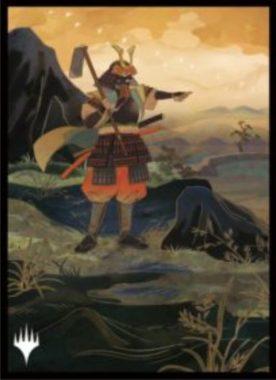 剣を鍬に(Swords to Plowshares):エンスカイ「日本画ミスティカルアーカイブ」スリーブ