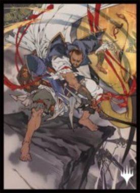 テフェリーの防御(Teferi's Protection):エンスカイ「日本画ミスティカルアーカイブ」スリーブ
