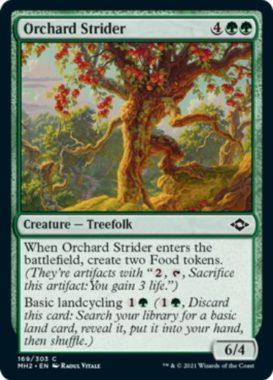 Orchard Strider(モダンホライゾン2)