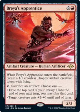 Breya's Apprentice(モダンホライゾン2)