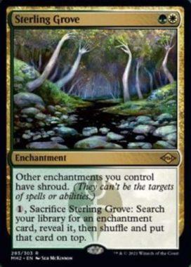 真の木立ち(Sterling Grove)モダンホライゾン2