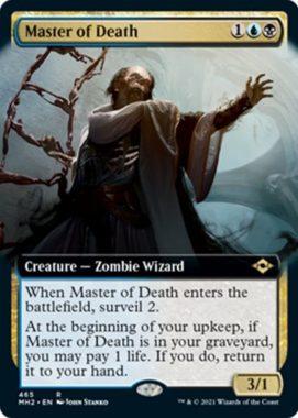 Master of Death(モダンホライゾン2)