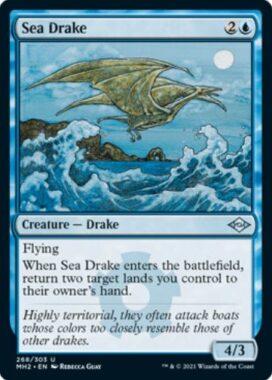 海のドレイク(Sea Drake)モダンホライゾン2