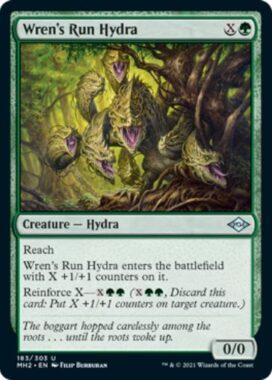 Wren's Run Hydra(モダンホライゾン2)