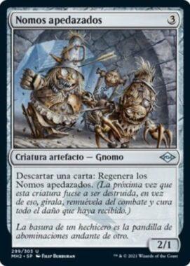 パッチワーク・ノーム(Patchwork Gnomes)モダンホライゾン2
