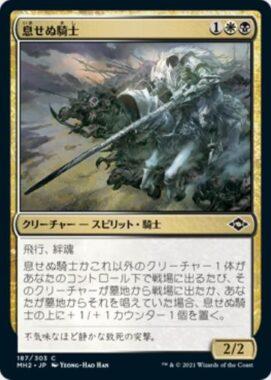 息せぬ騎士(Breathless Knight)