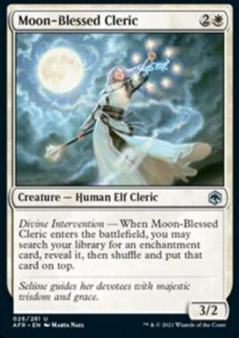 Moon-Blessed Cleric(フォーゴトン・レルム探訪)