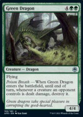 Green Dragon(フォーゴトン・レルム探訪)