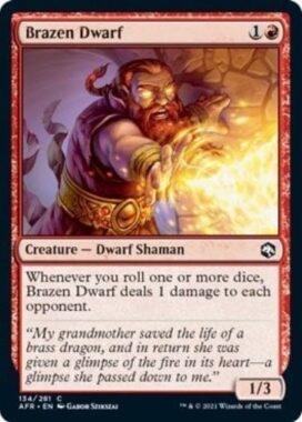 Brazen Dwarf