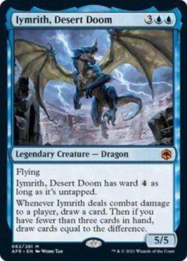 Iymrith, Desert Doom(フォーゴトン・レルム探訪)