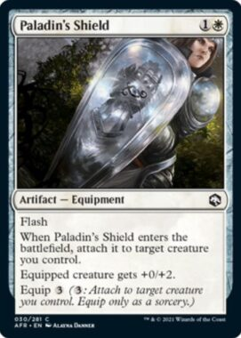 Paladin's Shield(フォーゴトン・レルム探訪)