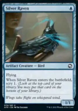 Silver Raven(フォーゴトン・レルム探訪)