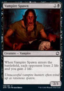 Vampire Spawn フォーゴトン・レルム探訪