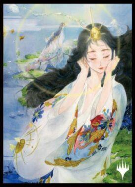 精神の願望(Mind's Desire):エンスカイ「日本画ミスティカルアーカイブ」スリーブ