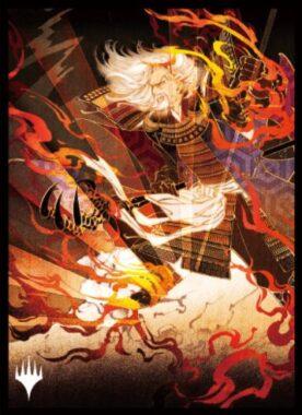 ウルザの激怒(Urza's Rage):エンスカイ「日本画ミスティカルアーカイブ」スリーブ