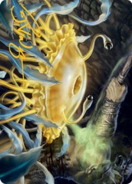 フォーゴトン・レルム探訪の「アート・カード」は裏面が「キャラクターのステータス」が分かる特別仕様に!セット・ブースターに封入!