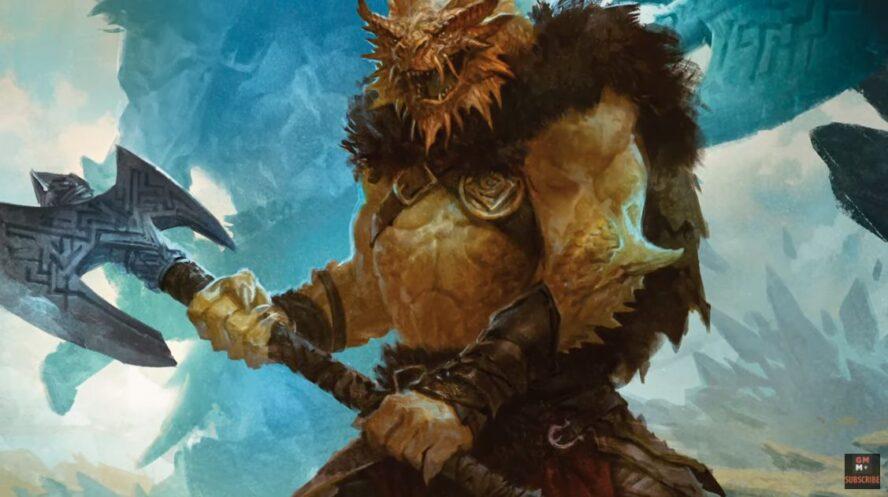 Vrondiss, Rage of Ancients(フォーゴトン・レルム探訪 統率者デッキ)
