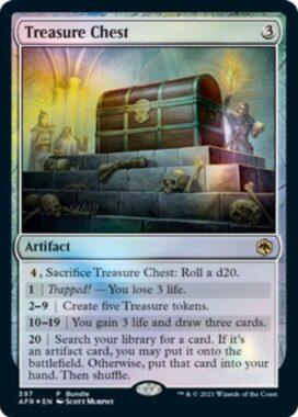 Treasure Chest(フォーゴトン・レルム探訪)